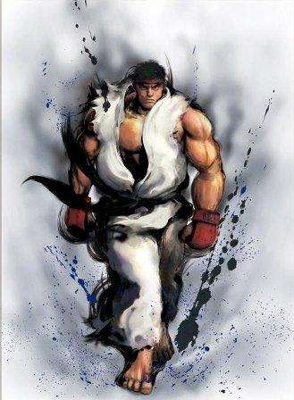 Movimientos para Street Fighter IV: Ryu
