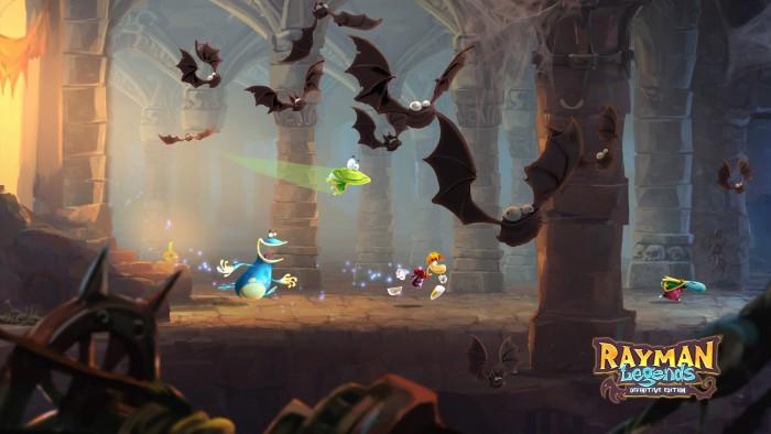 Rayman Legends: Definitive Edition llegará a Switch el 12 de septiembre