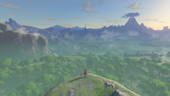 Especial The Legend of Zelda: Breath of the Wild: la exploración como vehículo