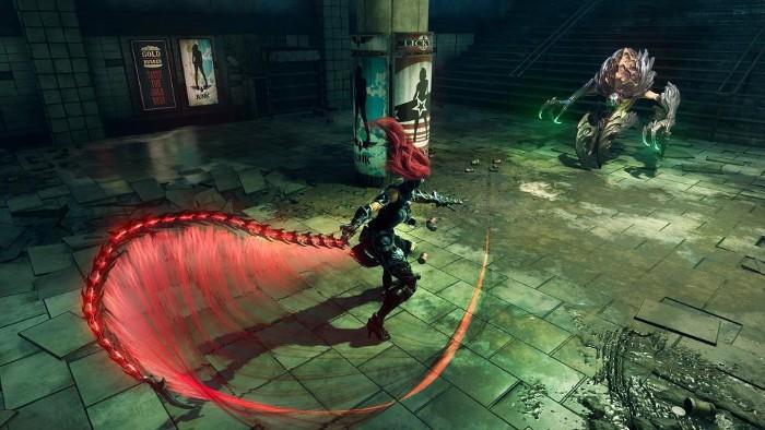 Darksiders III será más colorido… Y tendremos más armas, aparte del látigo