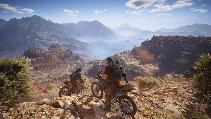 Ghost Recon Wildlands: un parche Día Uno de 2,8 GB para mejorar el videojuego