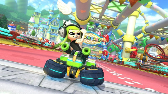 Mario Kart 8 Deluxe se actualiza mínimamente con la versión 1.1