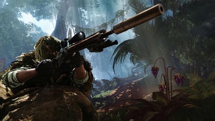 Sniper Ghost Warrior 3, retrasado hasta el 25 de abril para mejorar el desarrollo