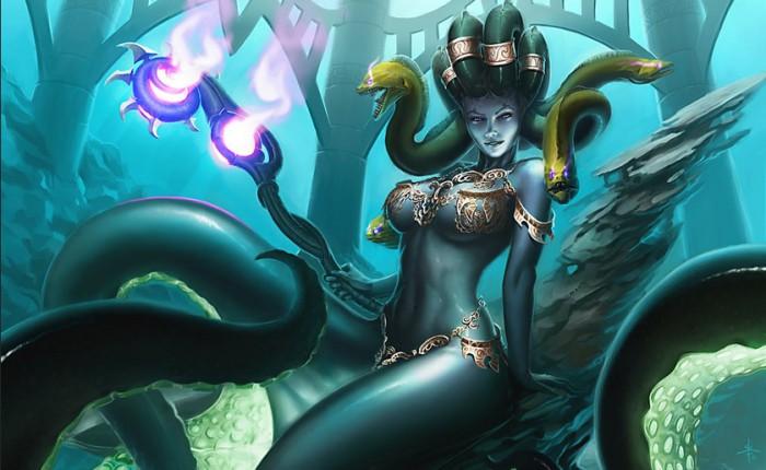 Kul Tiras, Old Gods y la Reina Azshara ¿Protagonistas de la próxima expansión de World of Warcraft?