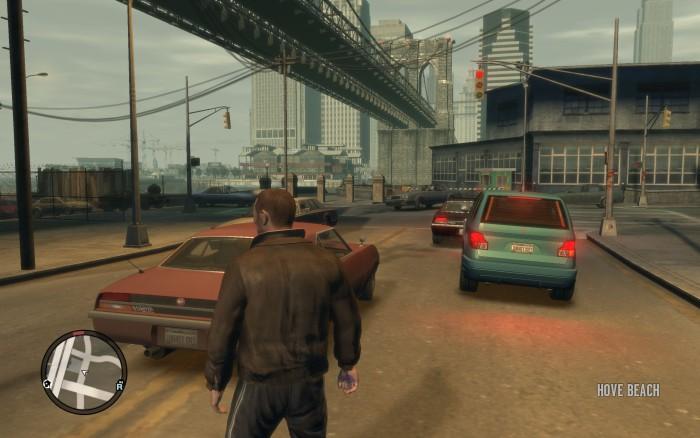 Grand Theft Auto IV se une a la retrocompatibilidad de Xbox One