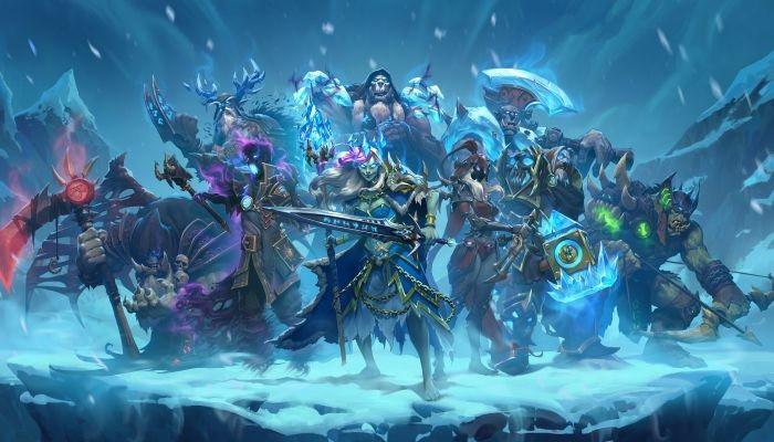 Knights of the Frozen Throne es la nueva expansión de Hearthstone