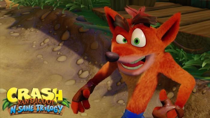 El éxito de la remasterización de Crash Bandicoot podría llevar a nuevos juegos