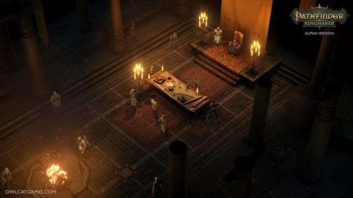 Pathfinder: Kingmaker «arrasa» en Kickstarter y alcanza múltiples metas