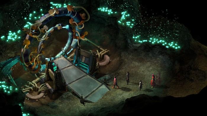 Torment: Tides of Numenera añade algunos de sus contenidos recortados