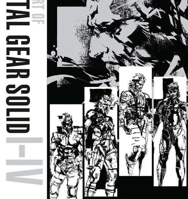 Anunciado el arte de Metal Gear Solid