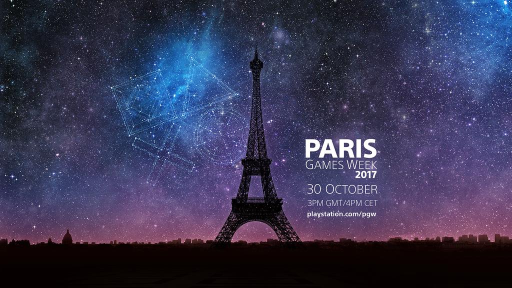 Sony prepara 7 anuncios de nuevos juegos en Paris Games Week