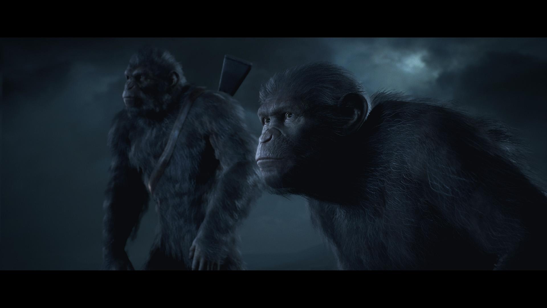 Planet of the Apes: Last Frontier se muestra en un nuevo tráiler
