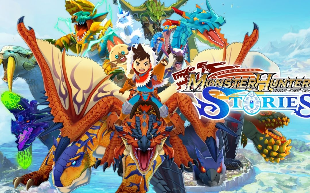 Análisis Monster Hunter Stories