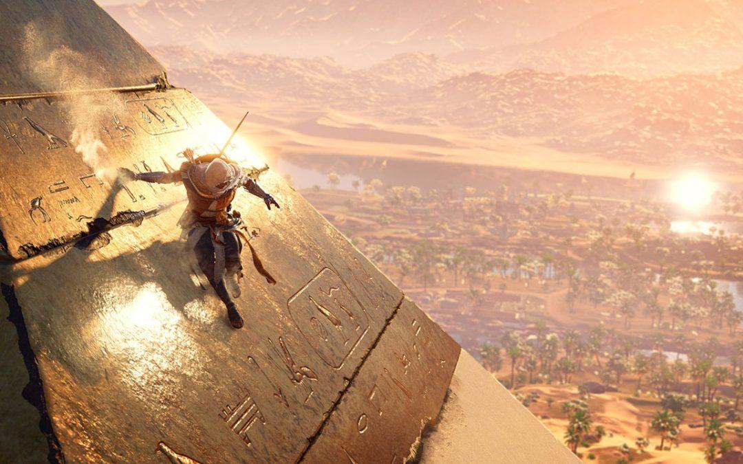 La guía oficial de Assassin's Creed: Origins llegará en noviembre