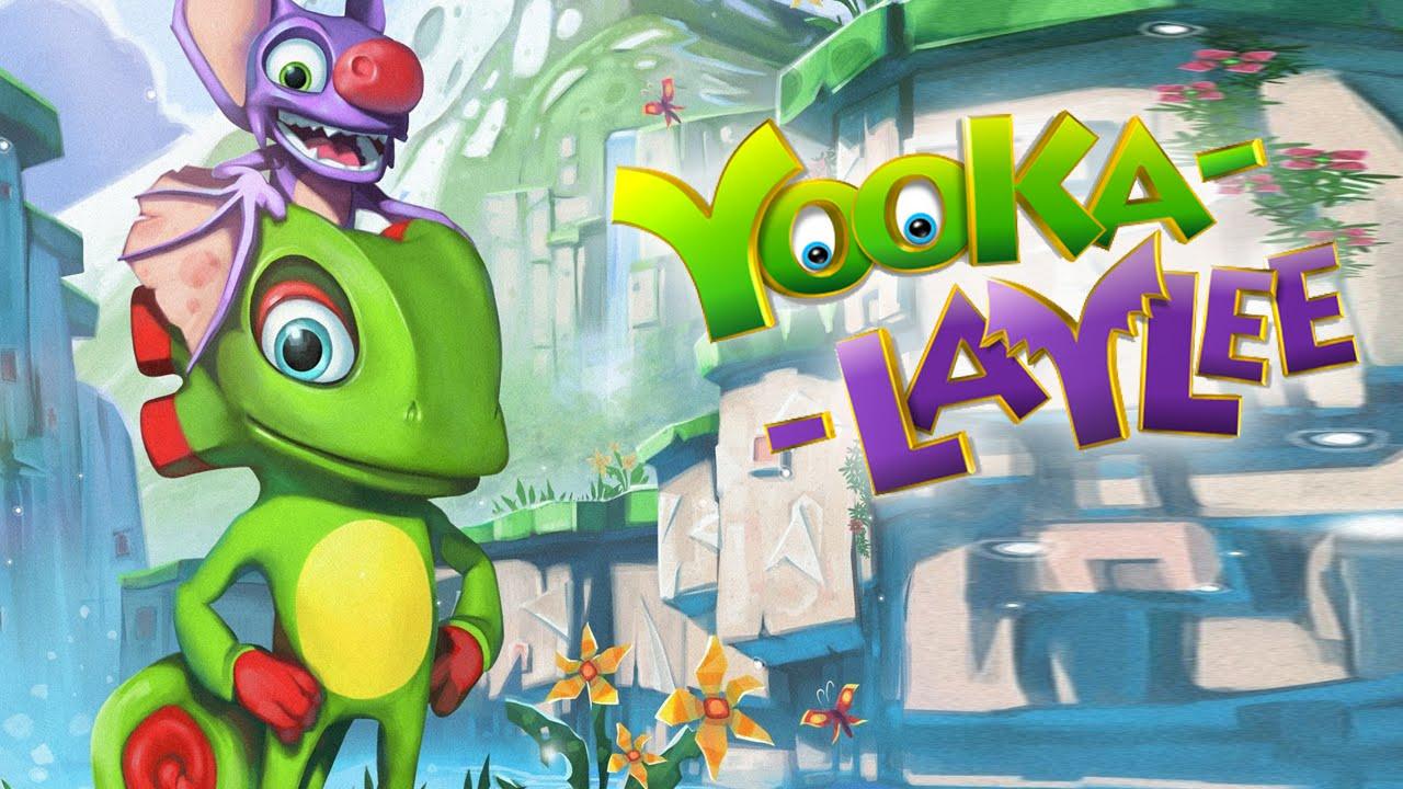 Yooka-Laylee a la venta en Switch el 14 de diciembre