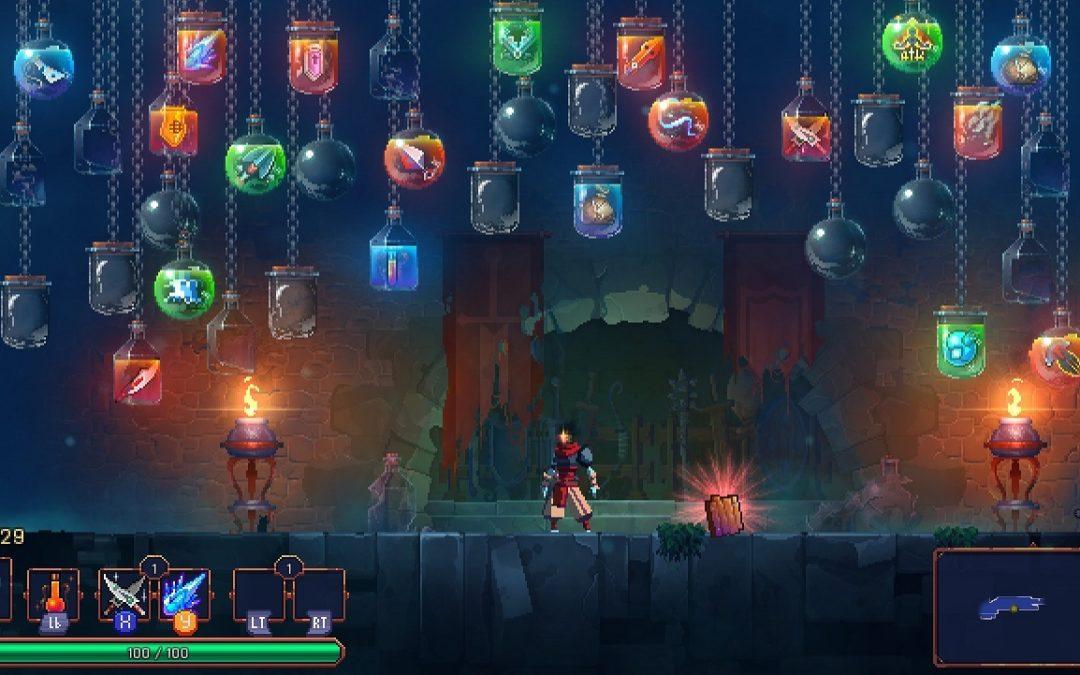 El metroidvania Dead Cells recibe una nueva actualización
