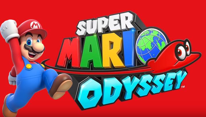 Gameplay de Super Mario Odyssey en el Reino del Lago