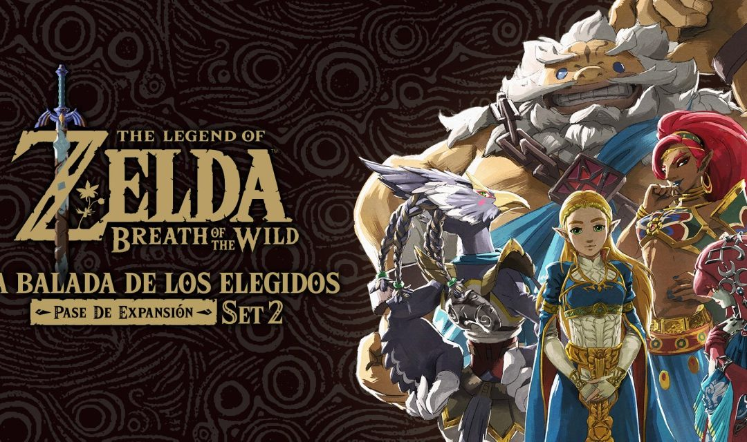 La Balada de los Elegidos, expansión de Zelda: Breath of the Wild ya disponible