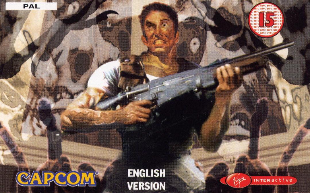 Resident Evil comenzó su desarrollo en Super Nintendo