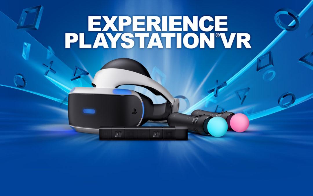 Nuevas experiencias para PlayStation VR: WipEout, Jupiter & Mars, The Last Guardian y más…