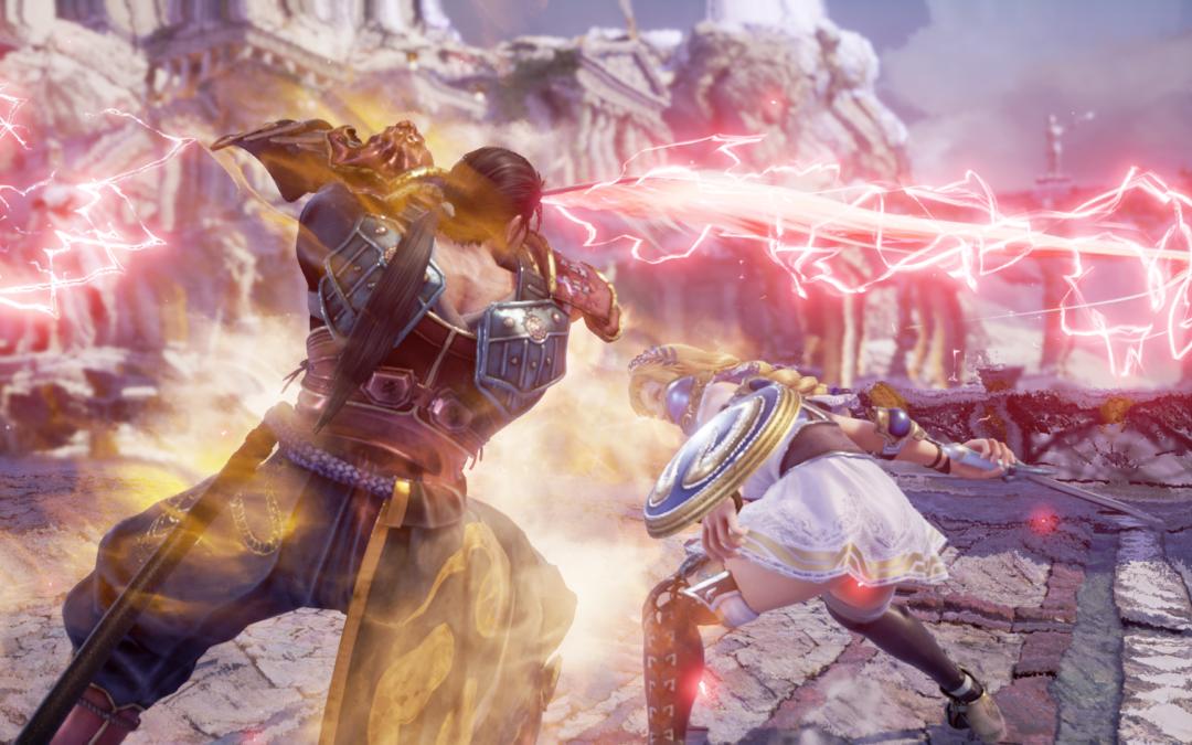 Soul Calibur VI nos llegará en 2018; se muestra en un pequeño gameplay