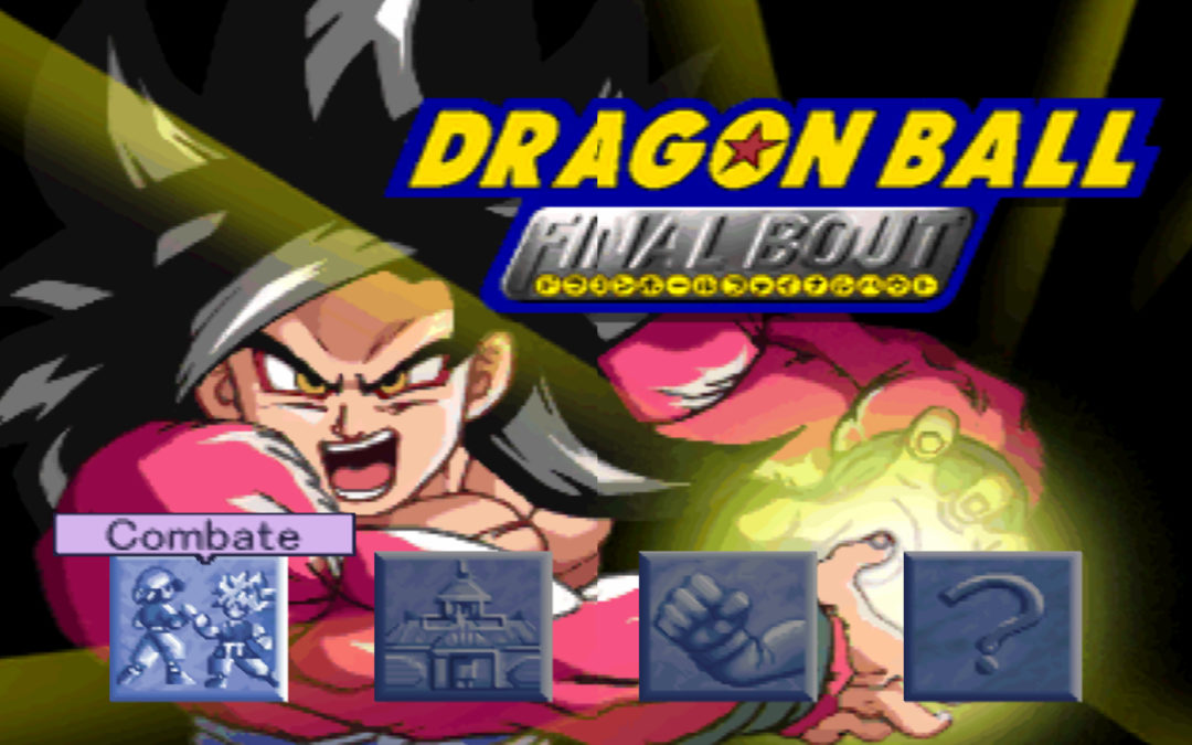 El Píxel es Bello: Dragon Ball GT Final Bout