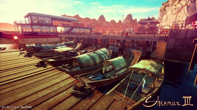 3 nuevas imágenes para Shenmue 3