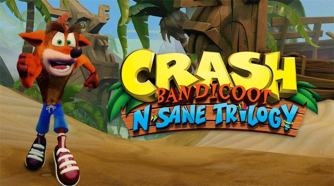 [Rumor] Crash Bandicoot N. Sane Trilogy llegará a Nintendo Switch