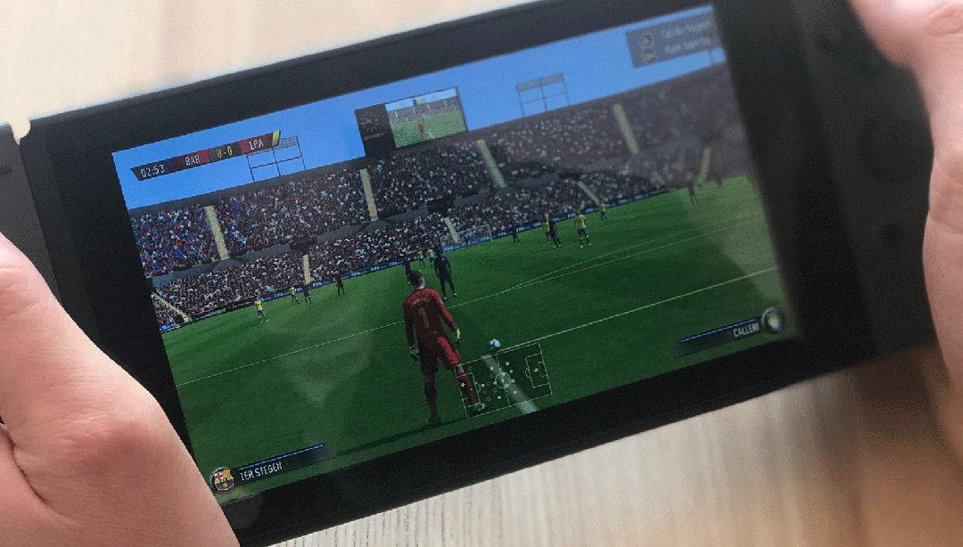 FIFA 18 para Switch vende un 494% más en RU tras su rebaja de precio