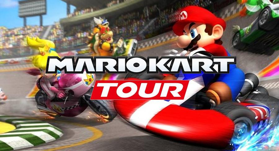 Mario Kart Tour será gratuito… Pero solo al principio
