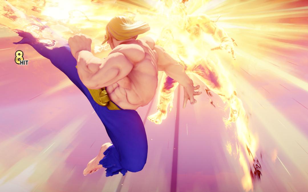 Una pequeña reflexión sobre Street Fighter V: Arcade Edition