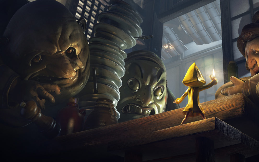 [Rumor] Little Nightmares camino de Switch