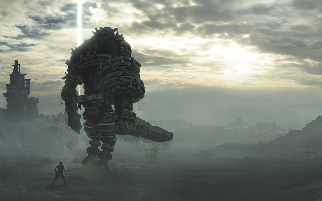 Análisis Shadow of the Colossus PS4