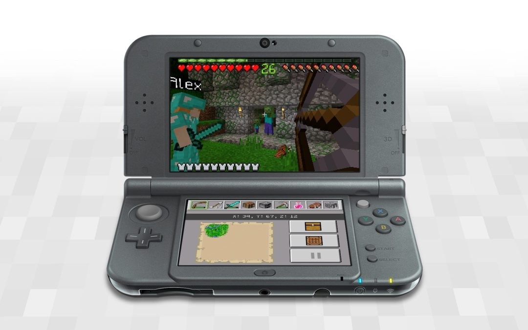 El multijugador local ya funciona en el Minecraft de 3DS