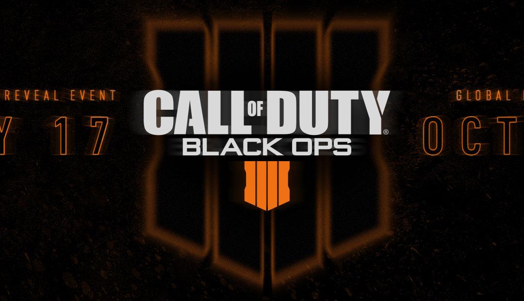 Call of Duty: Black Ops 4 desvelado, disponible el 12 de octubre