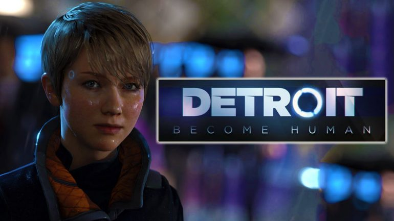 Detroit: Become Human ya tiene fecha de lanzamiento