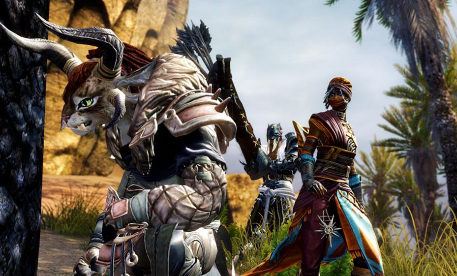 Guild Wars 2 prosigue con su Historia Viviente y se actualiza una vez más