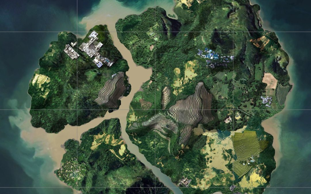 """Welcome to the jungle"": PlayerUnknown's Battlegrounds desvela su nuevo mapa"