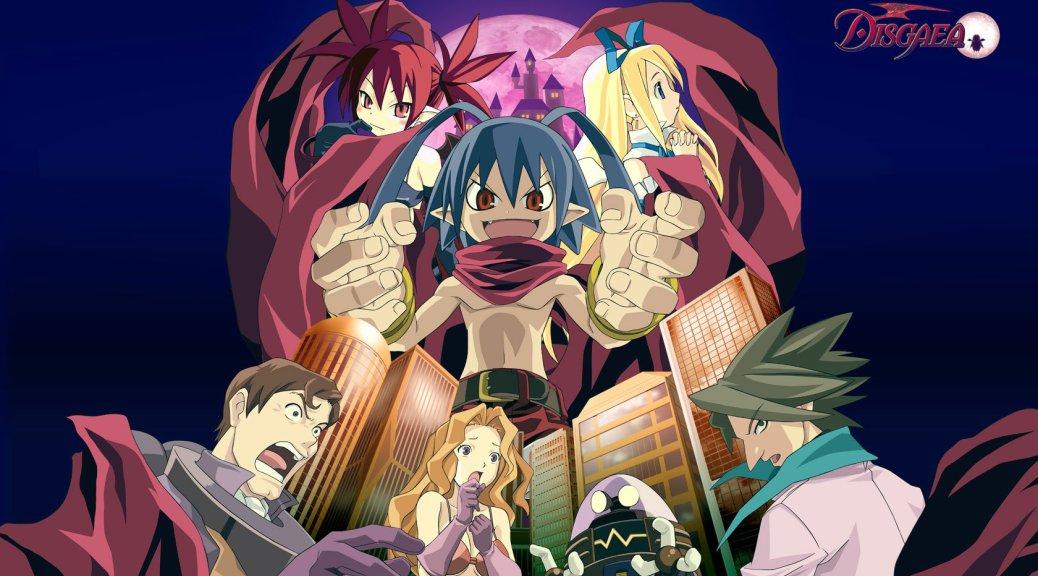 Disgaea Refine, el remake de Disgaea, saldrá a la venta en Japón el 26 de julio