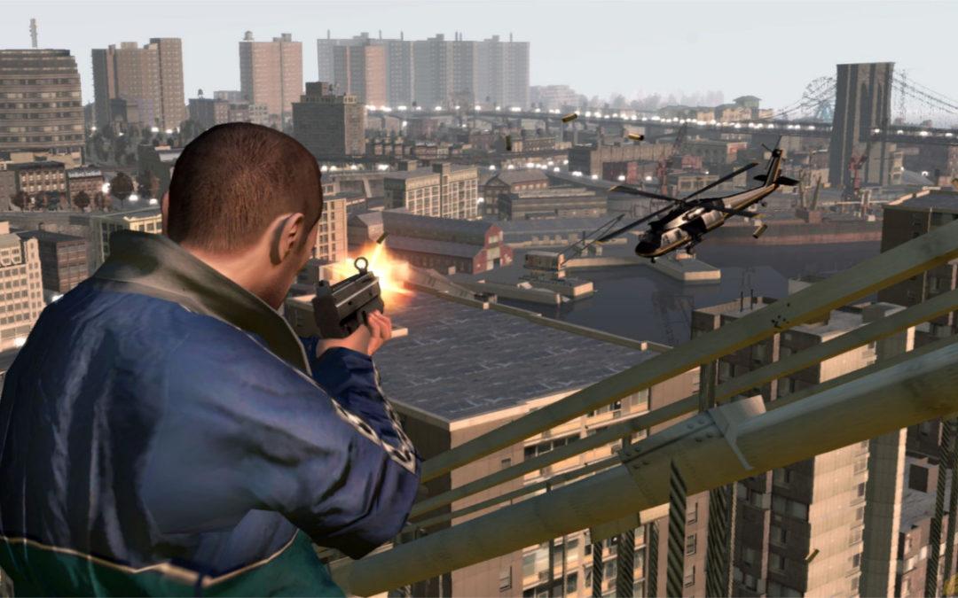 Rockstar borra algunas canciones de GTA IV por licencias caducadas