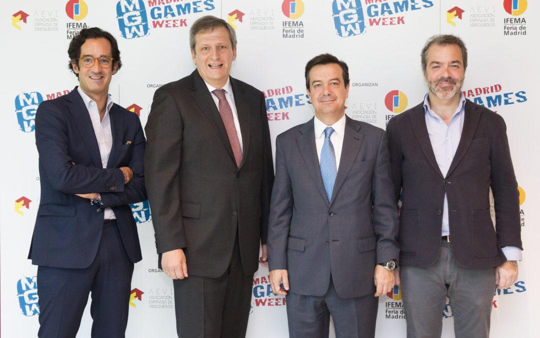 Regresa Madrid Games Week del 18 al 21 de octubre