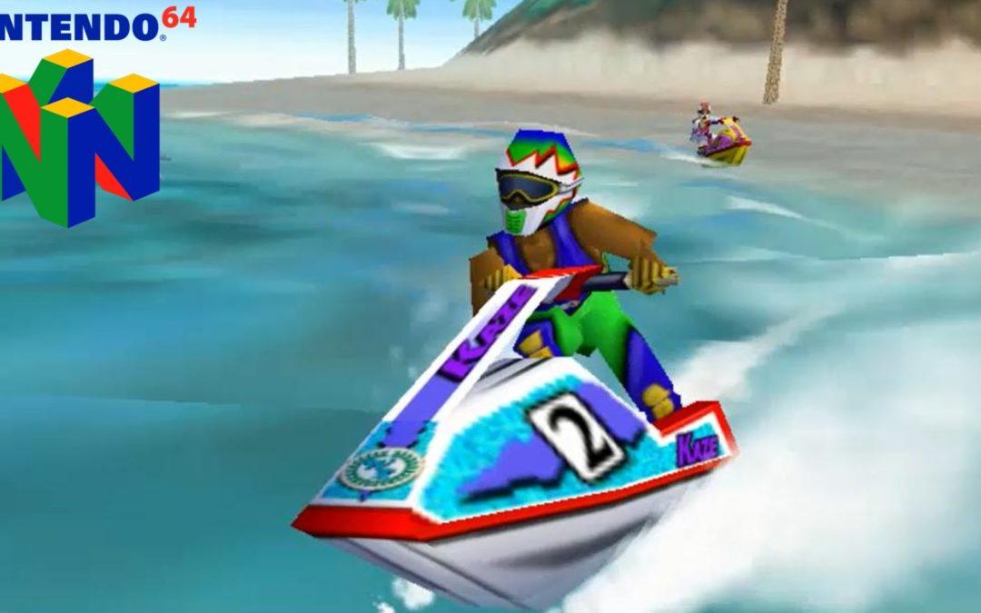 ¿Nuevo Wave Race en camino? A Shinya Takahashi le parece buena idea