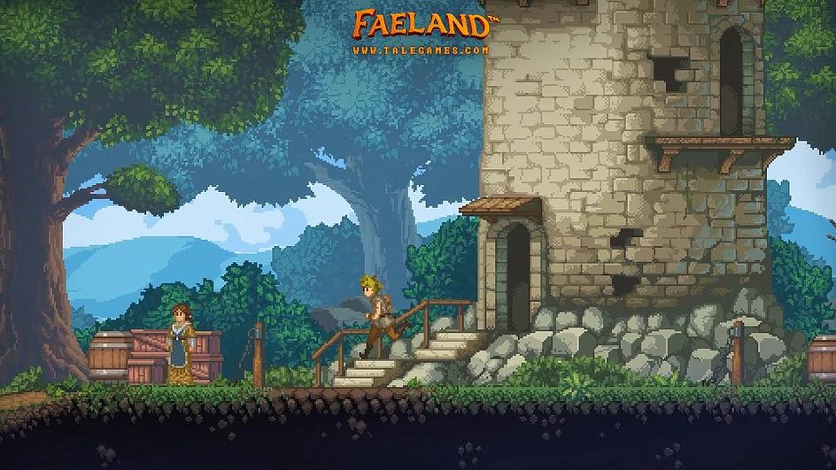 El metroidvania Faeland comienza su aventura en Kickstarter