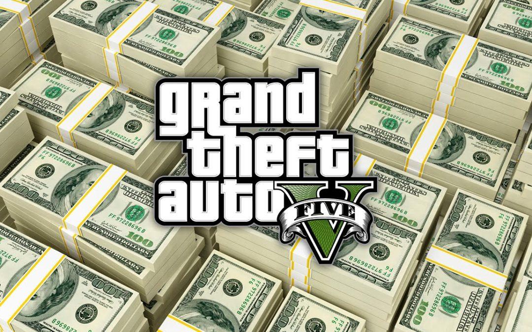 Grand Theft Auto V es el producto de entretenimiento más rentable de la historia