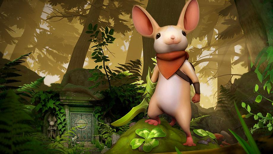 El desarrollo del segundo libro de Moss para PlayStation VR ya ha comenzado