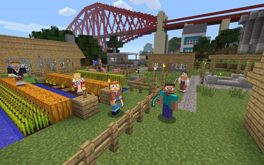 Minecraft se queda sin nuevas actualizaciones en PS3, Xbox 360, Wii U y PS Vita