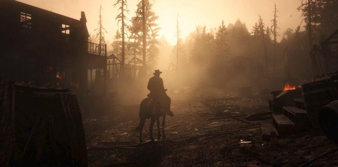 Red Dead Redemption 2 y el fin del salvaje oeste en su nuevo tráiler