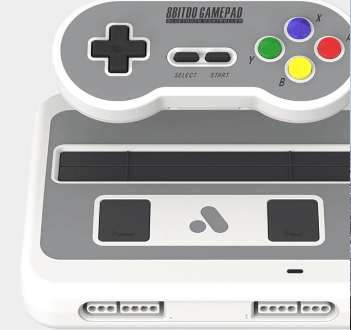 Analogue Super NT de nuevo a la venta (Super NES a 1080p)