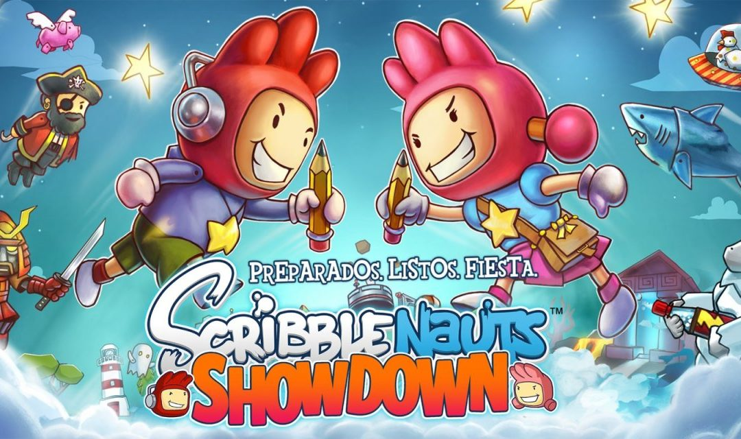 Análisis Scribblenauts Showdown