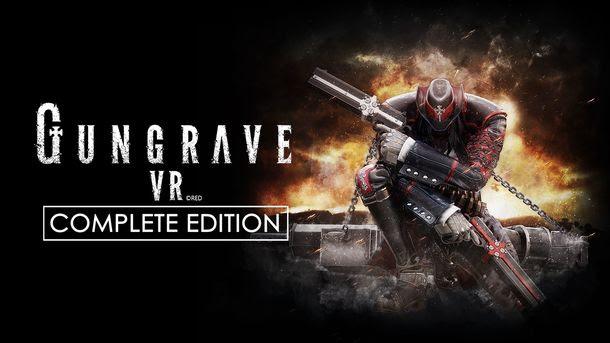 Anunciada la edición limitada japonesa de Gungrave VR Complete Edition